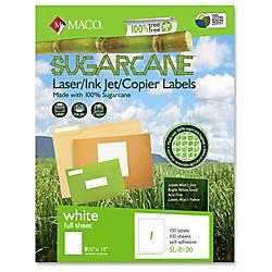 MACO Laser Ink Jet Copier Sugarcane