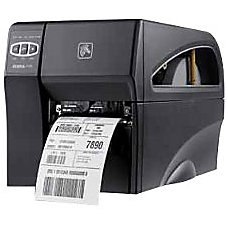 Zebra ZT220 Direct Thermal Printer Monochrome