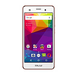 BLU Dash X2 Cell Phone Rose