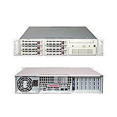 Supermicro SuperServer 6024H T Barebone System