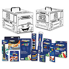 Prang Power Classroom School Supply Kit