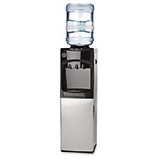 Genuine Joe HotCold Cabinet Freestanding Water