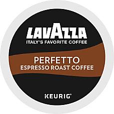 Lavazza Perfetto Coffee Caffeinated Perfetto 22