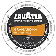 Lavazza Gran Aroma Coffee Caffeinated Gran