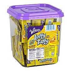 Laffy Taffy Tub Banana 48 Oz