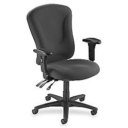 Lorell Accord Series Managerial Chair 48