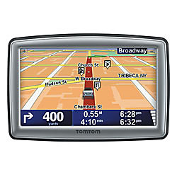 tomtom xxl 530s gps navigation system by office depot officemax. Black Bedroom Furniture Sets. Home Design Ideas