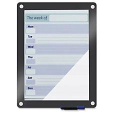 Iceberg Clarity Dry Erase Board Easel