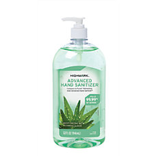 Highmark Advanced Hand Sanitizer Aloe 32