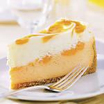 Sweet Street Desserts Orange Cream Cheesecake