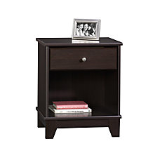 Sauder Camarin Collection Side Table Rectangular