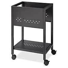 Lorell 18 File Cart 1 Shelf