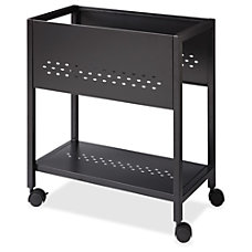 Lorell 24 File Cart 4 Casters