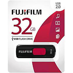 Fujifilm 32GB USB 20 Flash Drive
