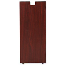 Lorell Essentials Srs Mahogany Lamin Accessories