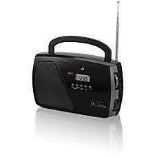 GPX R633B Shortwave Radio