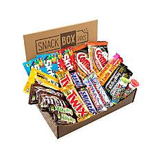 MARS Favorites Snack Box