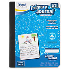 Mead K 2 Classroom Primary Journal
