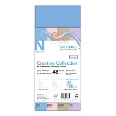 Neenah Mid Tones FSC Certified Envelopes