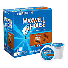 Maxwell House House Blend K Cup