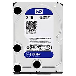 WD Blue 2TB 35 Internal Hard