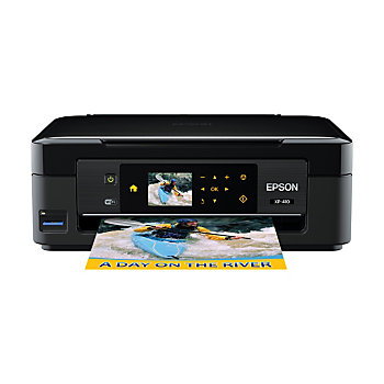 Epson expression home xp 410 small in one inkjet printer for Best home office inkjet printer