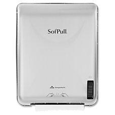 SofPull Mechanical Towel Dispenser Roll Dispenser