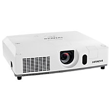 Hitachi CP WX4022WN LCD Projector 720p
