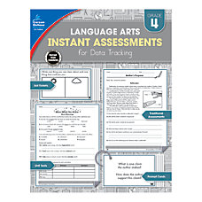 Carson Dellosa Instant Assessments For Data