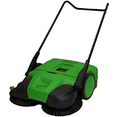 BigGreen Push Power Sweeper BG 477