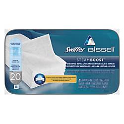 Swiffer SteamBoost Pad Refills 120Carton Blue
