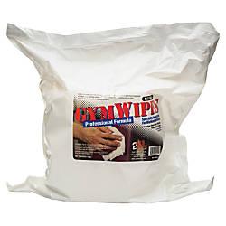 2XL GymWipes Professional Wipes Refills 6