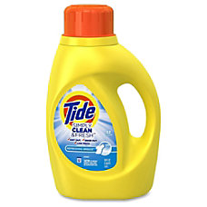 Tide Simply Clean Fresh Liquid Laundry
