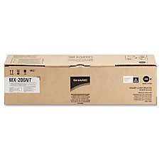 Sharp MX206NT Original Toner Cartridge Laser