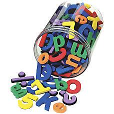 Chenille Kraft WonderFoam Magnetic Alphabet Letters