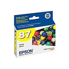 Epson 87 T087420 UltraChrome Hi Gloss