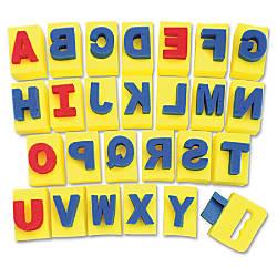 ChenilleKraft Sponge A Z Letters 26