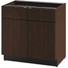 HON Modular Double Base Cabinet 36