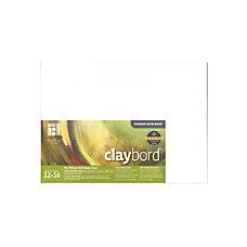Ampersand Claybord 12 x 16 Pack