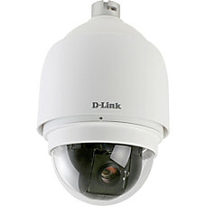 D Link SecuriCam DCS 6818 Network