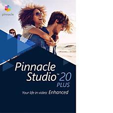 Pinnacle Studio 20 Plus Download Version