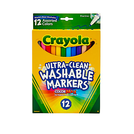 Crayola Washable Markers Thin Line Assorted moreover Office Max Back To School Deals 92 98 Free Notebooks Free Pens Free Dry Erase Markers More also Vistaprint further BIC Gel Ocity Retractable Gel Ink furthermore Paper Mate Flair Porous Point Pens. on pens at office depot