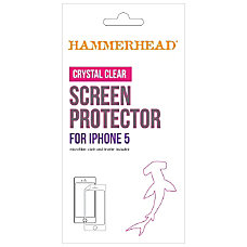 Hammerhead Screen Protector Red