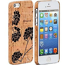 Gaiam Cork Case For iPhone 55s