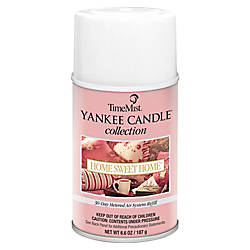 TimeMist Yankee Candle Air Freshener Home