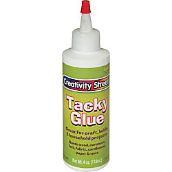 ChenilleKraft Tacky Glue 4 oz 1