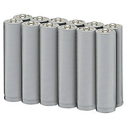 SKILCRAFT Alkaline AAA Batteries Pack Of