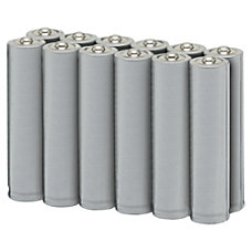 SKILCRAFT Alkaline AAA Batteries Pack Of