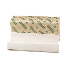 Boardwalk Green C Fold Folded Towels