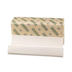 Boardwalk Green C Fold Folded Towels